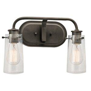 Fruita  2-Light Vanity Light