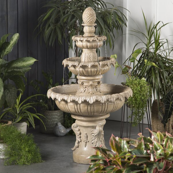 Outdoor Bubbler Fountain Wayfair