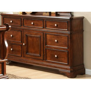 Wildon Home ® Bayliss 7 Drawer Combo Dresser Image