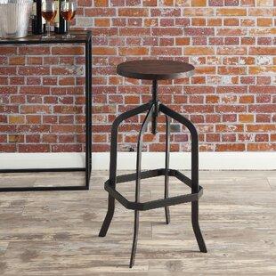 Ellesmere Adjustable Height Bar Stool