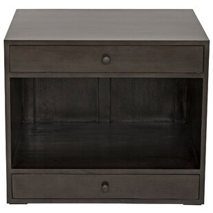 Sumiko End Table with Stor..