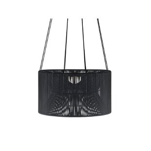 Torney 1 Light Outdoor Pendant By Bay Isle Home