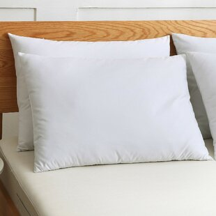 Zendaya Plush Down and Feathers Bed Pillow (Set of 2) ByAlwyn Home