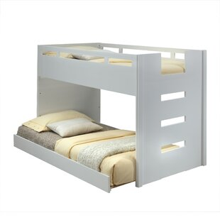 Abhay Twin over Twin Bunk Bed with Trundle