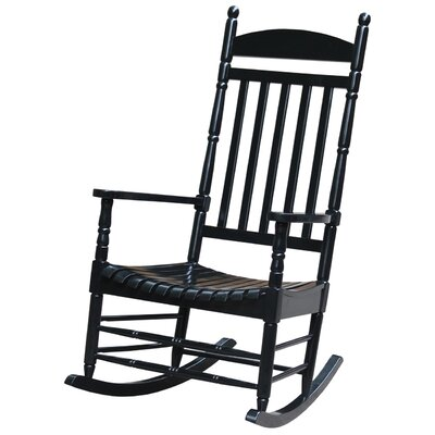 Black Patio Rocking Chairs Amp Gliders You Ll Love In 2019