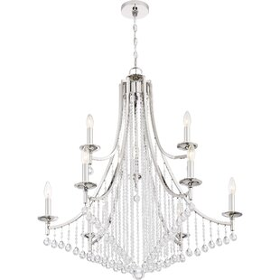 Setterlund 9-Light Empire Chandelier by House of Hampton