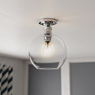 Looking for Aula 1-Light Semi Flush Mount By Ivy Bronx