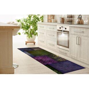 Purple Kitchen Mats You Ll Love In 2021 Wayfair