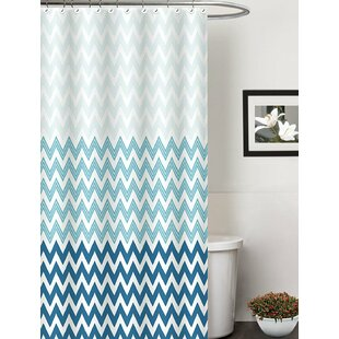 Belote Contemporary Shower Curtain