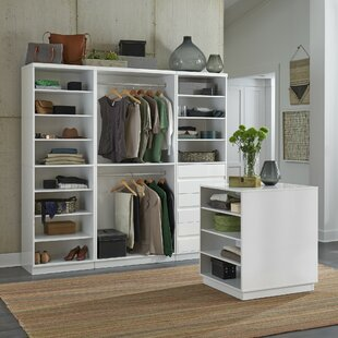Emblyn 30 W Closet System