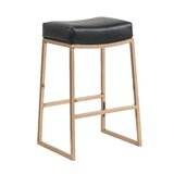 Kaitlynn Vintage 25 Bar Stool by Orren Ellis