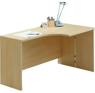 600 Series Desk Shell by Wildon Home® Herry Up