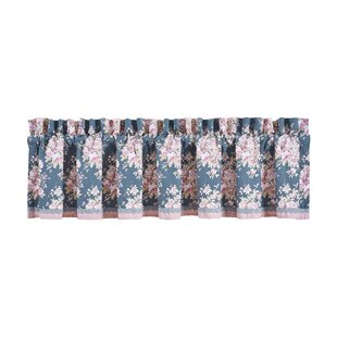 Dumfries Straight Window Valance by Ophelia & Co.