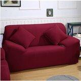 T-Cushion Sofa Slipcover by Latitude Run®