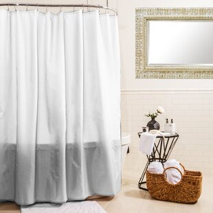 Fabric Single Shower Curtain