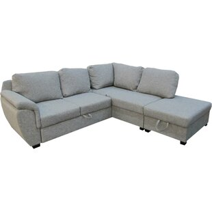 Thiessen Reversible Corner Sofa Bed By 17 Stories