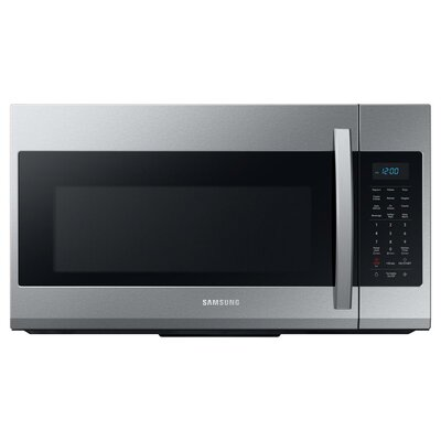 Over The Range Stainless Steel Microwaves You Ll Love In