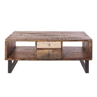 Borkholder Coffee Table With Storage By Bloomsbury Market