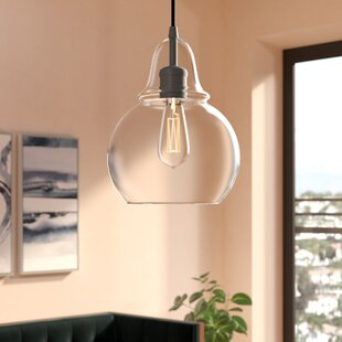 Conard 1-Light Bell Pendant