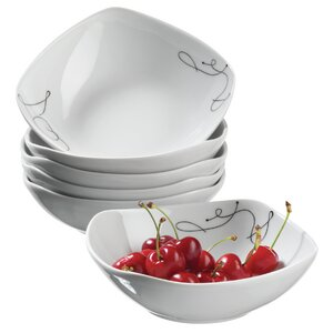 Chanson Cereal Bowl (Set of 6)