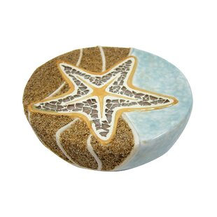 Mosaic Shell Soap Dish By Croscill Home Fashions