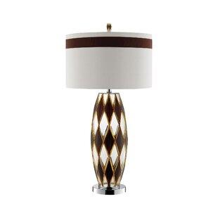 Mercer41 Rimer 34.5'' Table Lamp