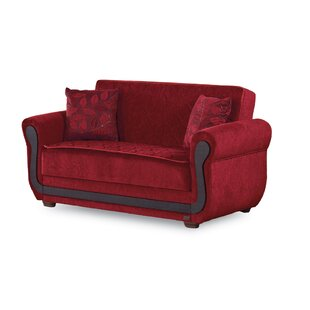 Parkave Chesterfield Loveseat by Beyan Signature New