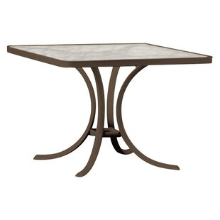 Boulevard Plastic/Resin Dining Table by T..