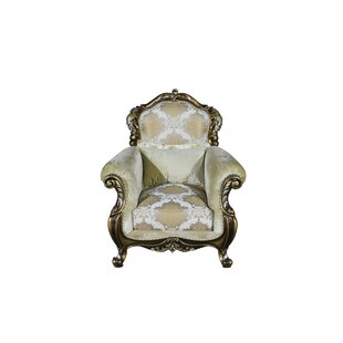 Philbrick Armchair by Astoria Grand