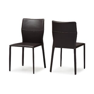 Aichele Side Chair (Set of 2) by Latitude..