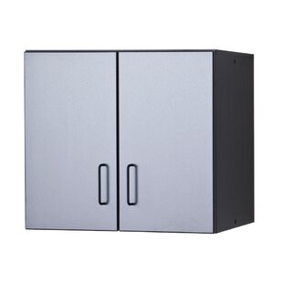 Tuff Stor Tough Storage Systems 29 H x 27.5 W x 14.5 D Two Door Upper Cabinet by Tuff Stor
