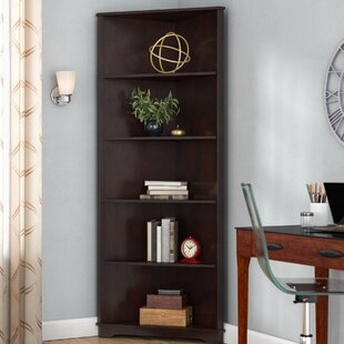 Look for Tauranac Corner Unit Bookcase By Red Barrel Studio