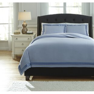 Farday 3 Piece Duvet Cover Set