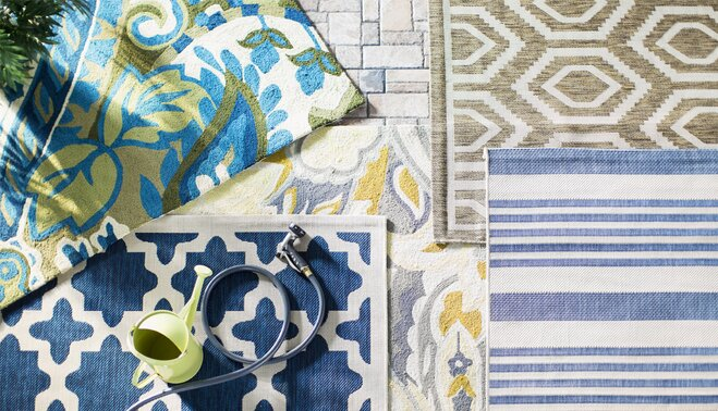 How To Choose The Right Outdoor Rug Wayfair