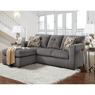 Levenson Tufted Reversible Sectional