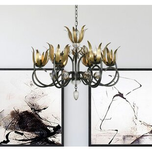 House of Hampton Mcclean 6-Light Chandelier