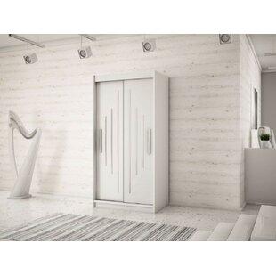 Natalie 2 Door Corner Wardrobe By Natur Pur