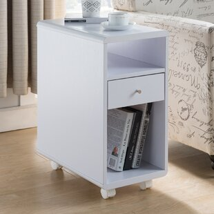 Duyen Contemporary End Table by Latitude Run Read Reviews