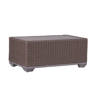 Latitude Run Vicki Rectangle Coffee Table