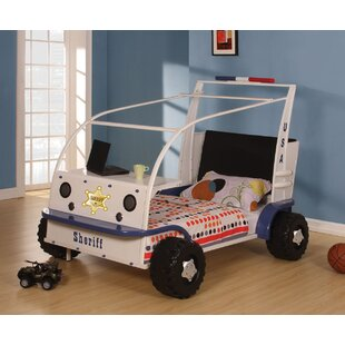 Crowland Twin Car Bed by Zoomie Kids