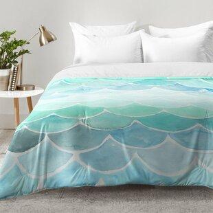Mermaid Scales Comforter Set