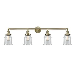 Laurel Foundry Modern Farmhouse Greeley 4-Light Vanity Light