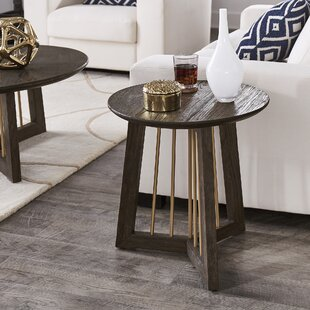Brucker End Table by Brayden Studio