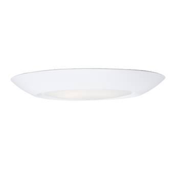 Modern Forms Fluffy 1-Light LED Flush Mount   Wayfair