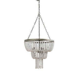 Mistana Rashida 3-Light Bowl Pendant