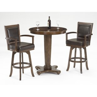 Kilkenny 3 Piece Pub Table Set by Darby Home Co