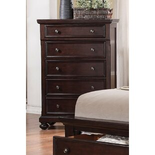 McMullen 5 Drawer Chest