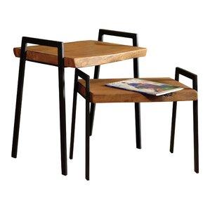 Core 2 Piece Nesting End Tables by Caribou D..