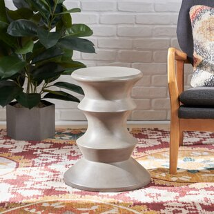 End Table by Bungalow Rose