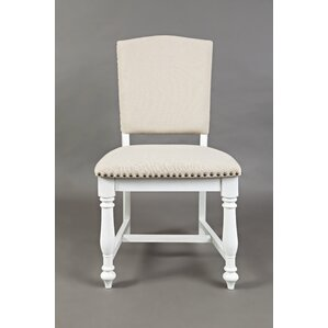 Bluebonnet Upholstered Dining Chair (Set of 2) by August Grove